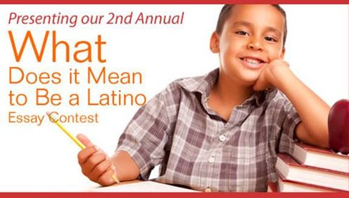 Latino-essay-contest