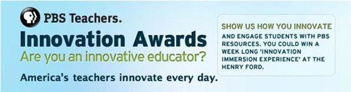 PBS-innovation-awards