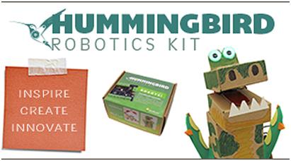 Hummingbird-robotics