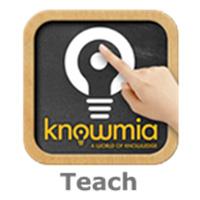Knowmia-teach